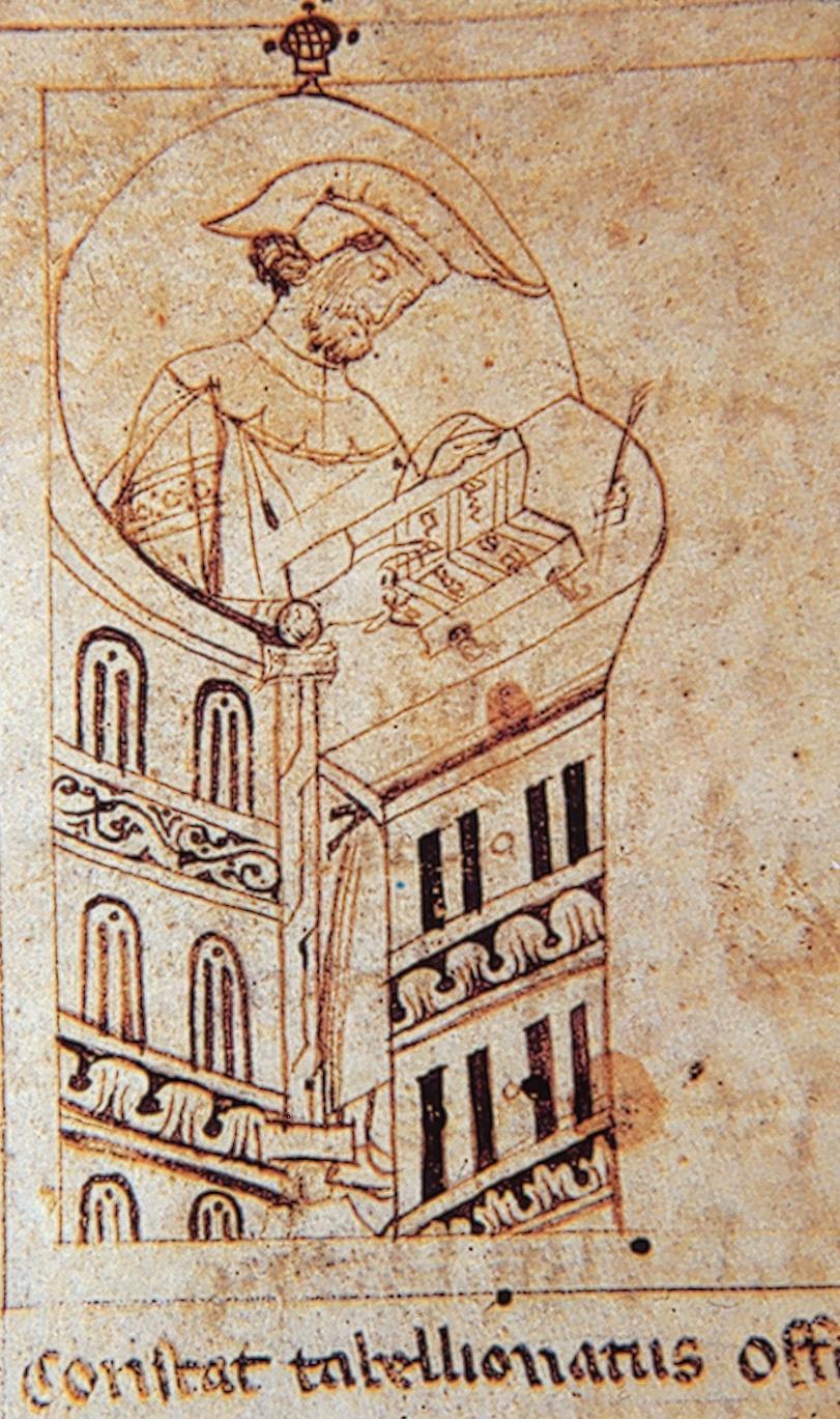 fondatore scuola medievale di diritto bologna